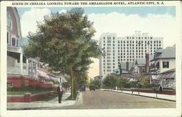 Lot De 4 Cartes Postales Atlantic City.   ( Voir  Scans ) - Atlantic City