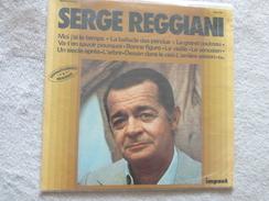 Serge REGGIANI - Vinyl Records