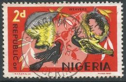 Nigeria. 1969-72 Definitives. NSP&M Co Printing. 2d Used. SG 222 - Nigeria (1961-...)