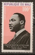 MALI 1968, Martin Luther King