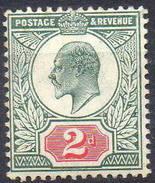 ROYAUME-UNI Et COLONIES ! Timbre Ancien NEUF* De 1902 N°108 > 30€