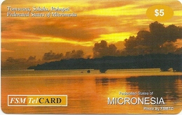 Micronesia - FSMTC - Tomwara - FSM-R-129 - 5$ Remote Mem. Used