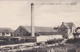 CPA - N°1 - Dept 35  - BRUZ - Usine La Scierie - France