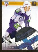 Hockey Sport Collectibles KHL Se Real Card TEEMU LAINE H/F 92 Finland DYNAMO Minsk 5th Season 2012-2013 - Singles