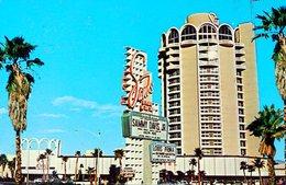 THE SANDS HOTEL LAS VEGAS NEVADA POSTAL CIRCULADA  ZTU. - Hotels & Restaurants