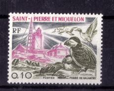 N* 446 NEUF** - St.Pierre Et Miquelon