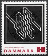 Denmark 2001   MiNr.1285  (O) KUNST  ( Lot L 326 ) - Denemarken