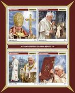 Mozambique - Postfris / MNH - Sheet Paus Benedict 2017 - Mozambique