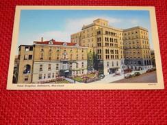 BALTIMORE  -  Sinai  Hospital - Baltimore
