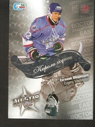 Hockey Sport Collectibles KHL SeReal Card EVGENY MEDVEDEV Defenseman Ak Bars Kazan 5th Season 2012-2013 - Singles