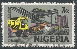 Nigeria. 1973 Definitives. 3k Used. SG 292 - Nigeria (1961-...)