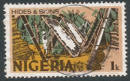 Nigeria. 1973 Definitives. 1k Used. SG 290 - Nigeria (1961-...)