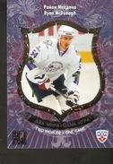 Hockey Sport Collectibles KHL Se Real Card USA Ryan McDonagh Defenseman #54 5th Season 2012-2013 - 2000-Now