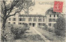 16. MONTBRON. N 543.  LE CHATEAU - Autres Communes