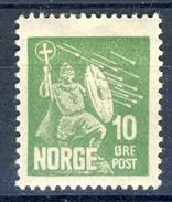 #Norway 1930. Olav II. Michel 155. MH(*) - Nuovi