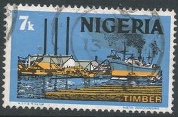 Nigeria. 1973 Definitives. 7k Used. SG 294 - Nigeria (1961-...)