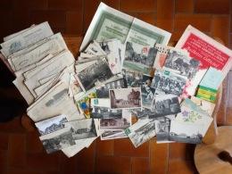LOT De Vieux Papiers, 2,800 Kg. Voir Photos Et Description. - Vieux Papiers