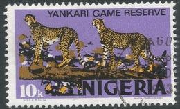 Nigeria. 1973 Definitives. 10k Used. SG 344 - Nigeria (1961-...)