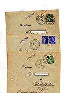 Lettre Cachet Guebwiller à Voir Sur Iris Mercure - Marcophilie (Lettres)