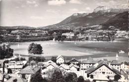 74 RARE LAC  DANNECY VUE GENERALE DU QUARTIER DES MARQUISATS / 386 EDITION TOURING INTERNATIONAL - Annecy