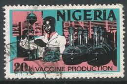 Nigeria. 1973 Definitives. 20k Used. SG 300 - Nigeria (1961-...)
