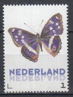 Nederland - Uitgiftedatum 20 Maart 2016 - Janneke Brinkman - Grote Weerschijnvlinder -  Vlinder/butterfly - MNH - Vlinders