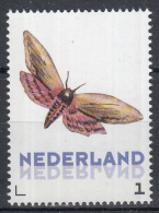 Nederland - Uitgiftedatum 20 Maart 2016 - Janneke Brinkman - Ligusterpijlstaart -  Vlinder/butterfly/Schmetterling - MNH - Vlinders