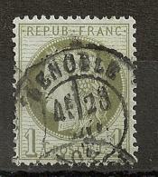 1C Cérès CENTRAGE PARFAIT GRENOBLE Isère. - 1849-1850 Ceres