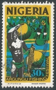 Nigeria. 1973 Definitives. 30k Used. SG 302 - Nigeria (1961-...)