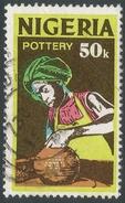Nigeria. 1973 Definitives. 50k Used. SG 288a - Nigeria (1961-...)