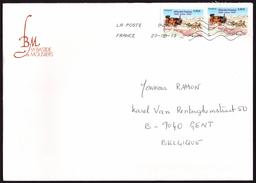 2013 - FRANCE - Cover + Y&T 4749 + VALENCE - Frankrijk