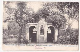 Londerzeel: Pensionnat Des Ursulines: Temple Sainte-Angèle. - Londerzeel