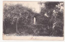 Londerzeel: Pensionnat Des Ursulines: La Grotte. - Londerzeel