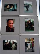 Diapositive Slide - 40 Diapositives De Presse - Target Film Cinéma Gene Hackman Et Matt Dillon - Photos