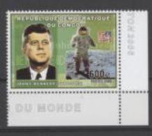 Congo Space Espace John Kennedy