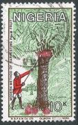 Nigeria. 1986 Nigerian Life. 10k Used. SG 516 - Nigeria (1961-...)