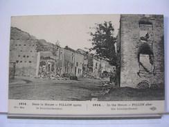 55 - PILLON APRES LE BOMBARDEMENT - 1915 - France