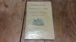 Usages Locaux Du Département De La Gironde 1885 Bordeaux Rare Agriculture - Histoire