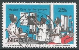 Nigeria. 1986 Nigerian Life. 25k Used. SG 519 - Nigeria (1961-...)