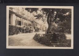 Schweiz AK Grand Hotel De Clarens 1933 - VD Waadt