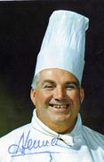 [39] Jura > Arbois Restaurant De Paris Le Chef André Jaunet Autographe - Arbois