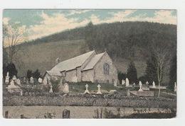 WALES - LLANWRTYD WELLS / OLD CHURCH - Breconshire