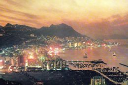 1 AK Hongkong * Nachtansicht Von Hongkong * - China (Hongkong)