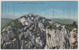 Austria - Steiermark - Hochlantsch Gipfel - Alpinisme