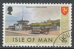 Isle Of Man 1973. Scott #17 (U) Douglas Promenade * - Man (Ile De)