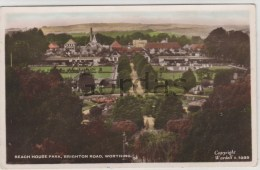 UK - Worthing - Brighton Road - Beach House Park - Worthing