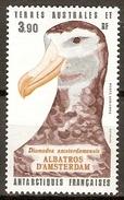 T. A. A. F.    -    Aéro   -   1985 .  Y&T N° 87 **.    Albatros - Poste Aérienne