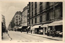 TOUT PARIS RUE DIDOT ,ET SES COMMERCES ,EPICERIE,PARFUMEUR REF 51323 - Arrondissement: 14