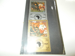 B655  Francobolli Repubblica  Ruandese  2 Valori Nuovi - Rwanda