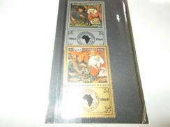 B655  Francobolli Repubblica  Ruandese  2 Valori Nuovi